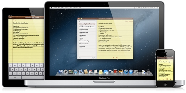 Mountain Lion - Notes